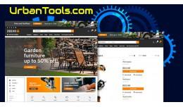 Tool Orange 6 responsive opencart 3.x