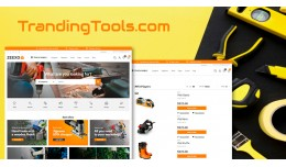 Tool Orange 7 responsive opencart 3.x
