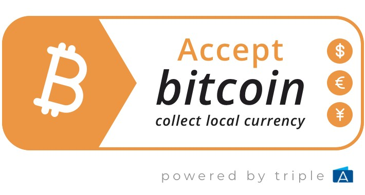 Official Bitcoin Payment Gateway