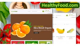 Organic Vegetable shop-2 grocer responsive openc..