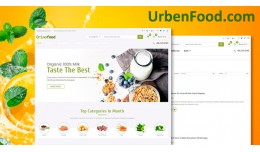 Organic Vegetable Shop-3 grocer responsive openc..