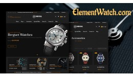 Watch Shop-1 responsive opencart 3.x