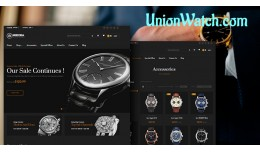 Watch Shop-2 responsive opencart 3.x
