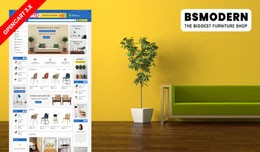BS Modern Home & Furniture Ecommrce Website ..