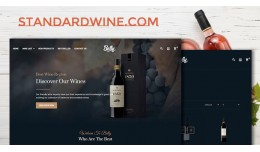 wine belly responsive opencart 3.x