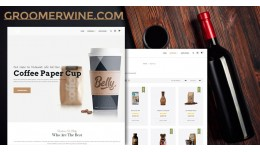 coffee belly responsive opencart 3.x