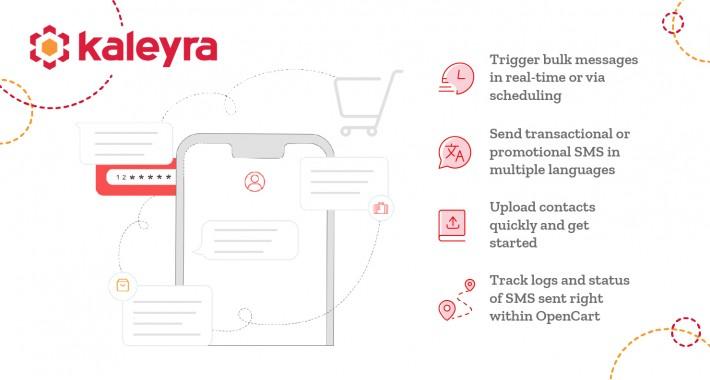 KALEYRA SMS MESSAGING (2.x)
