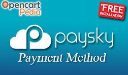 Opencart - PaySky Payment Gateway OCMOD Version ..