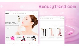 Beauty shop-5 responsive opencart 3.x