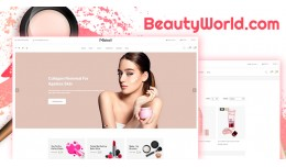 Beauty shop-4 responsive opencart 3.x