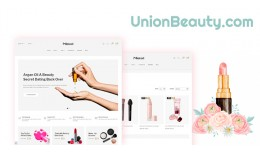 Beauty shop-2 responsive opencart 3.x