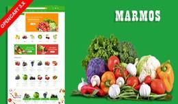 Marmos Organic & Grocery Ecommrce Website Te..