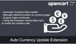 Auto Currency Update Extension
