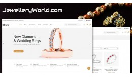 Jewelry Shop-2 responsive opencart 3.x