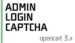 Admin Login Captcha