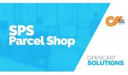 SPS Parcel Shop (odberné miesta) | OC2.x