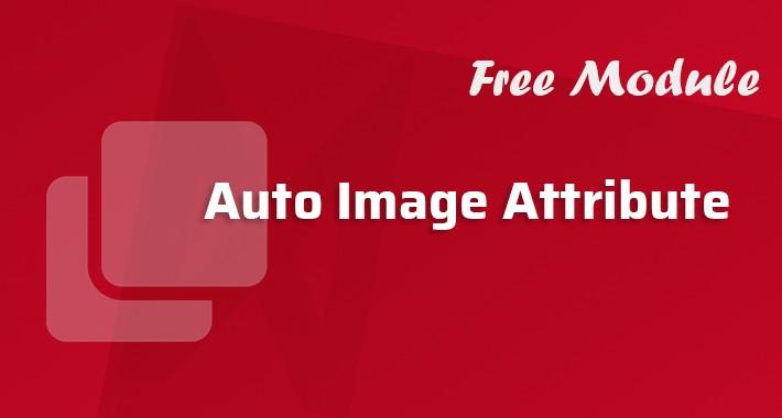 Auto Image Attribute