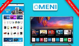 Omeni Electronics Ecommrce Opencart Website Temp..