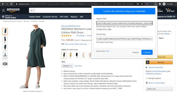 Advanced Amazon Product Importer