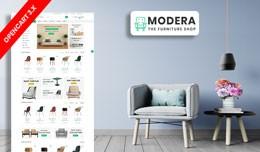 Meri Furniture Ecommrce Opencart Website Template