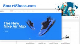 shoes dorno responsive opencart 3.x