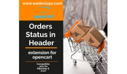 Order Header Status Notification