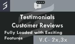SG Testimonials [Customer Reviews]