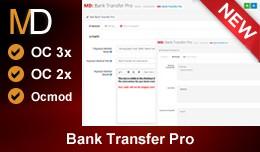 Bank Transfer Pro