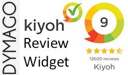 Kiyoh review widget module