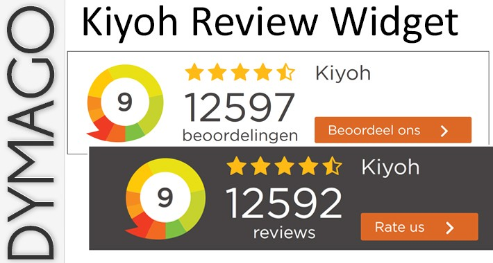 Kiyoh review widget module