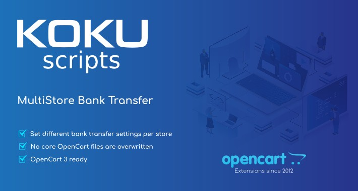 MultiStore Bank Transfer