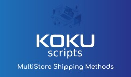 MultiStore Shipping Methods