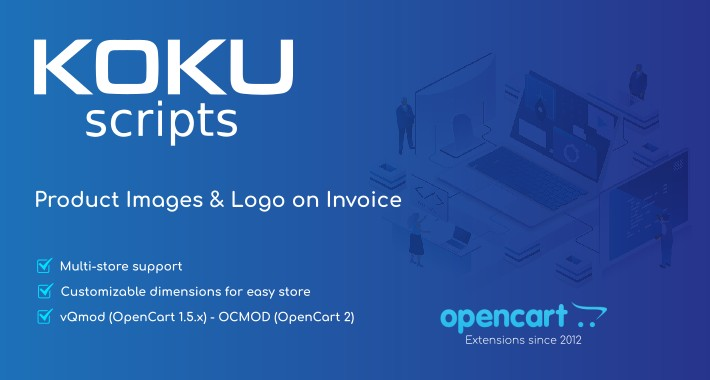 Product Images & Logo on Invoice