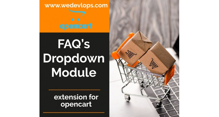FAQ - Frequently Ask Question Drop Down