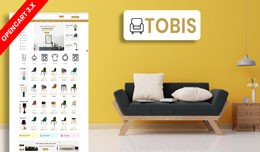 Tobis Furniture Ecommrce Opencart Website Template