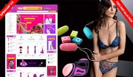 Lv Modern SexToys & Adult Lingeris Ecommrce ..