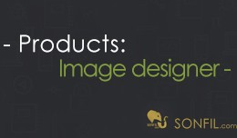 Products image designer