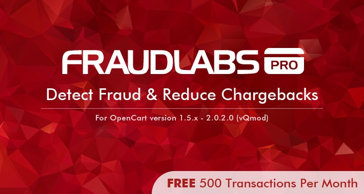 FraudLabs Pro Fraud Prevention - vQmod