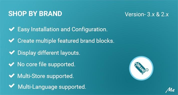 Shop By Manufacturer/Brand