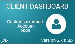 Client Dashboard