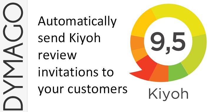 Kiyoh review invitation (send automatically)