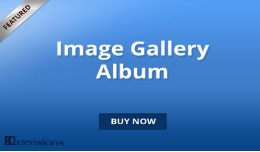 Opencart Image Gallery Album Manager Advance