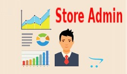 Store admin - separate admin for each store