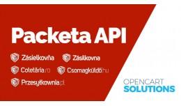 Zásielkovňa API (Packeta API) - Podanie zásie..