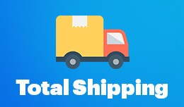 Total Costs with Shipping