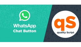 WhatsApp Floating  Chat Button + Product Page Bu..
