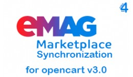 eMAG Marketplace for OpenCart v3.x