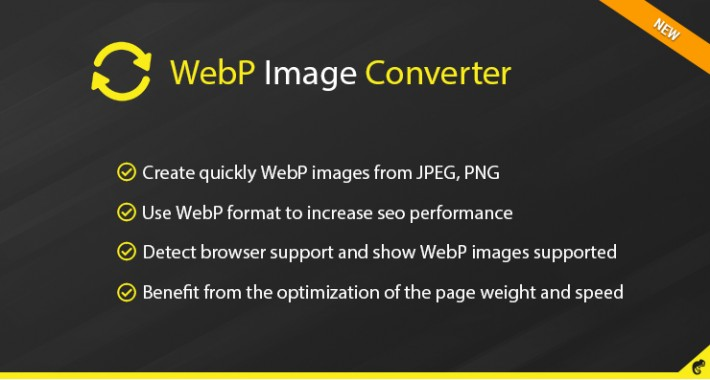 WebP Image Converter - Boost your page