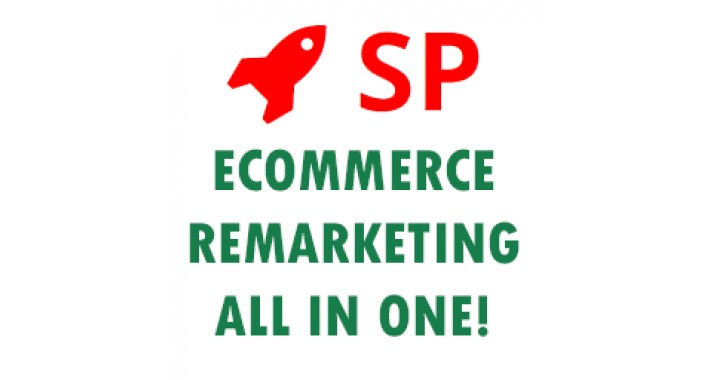 SP Remarketing and Ecommerce All In One PRO 2.3x-3.x - v4.5