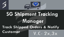 Order/Shipment Tracking Manager